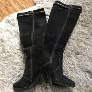 Tahari Shoes - Tahari Galaxy Wide Calf Boot
